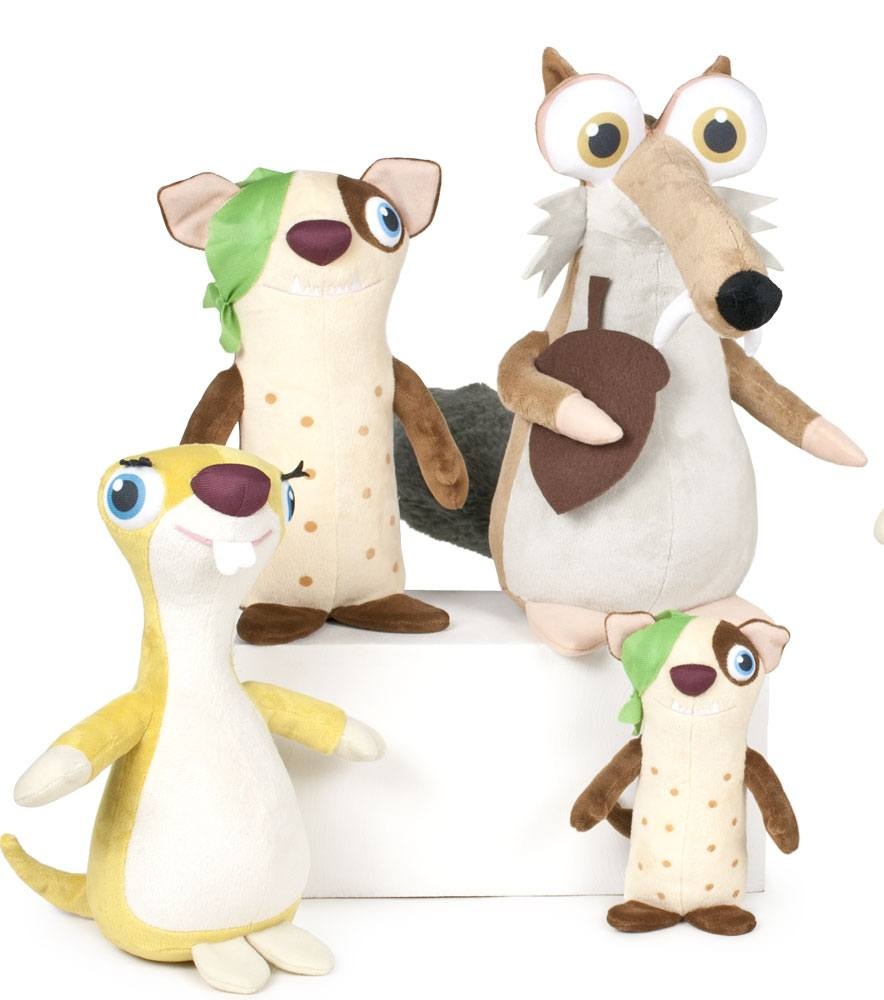 Ice Age Plush Figures 17 cm Assortment (12)