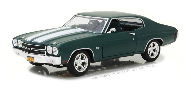 John Wick Diecast Model 1/18 1970 Chevrolet Chevelle SS 396
