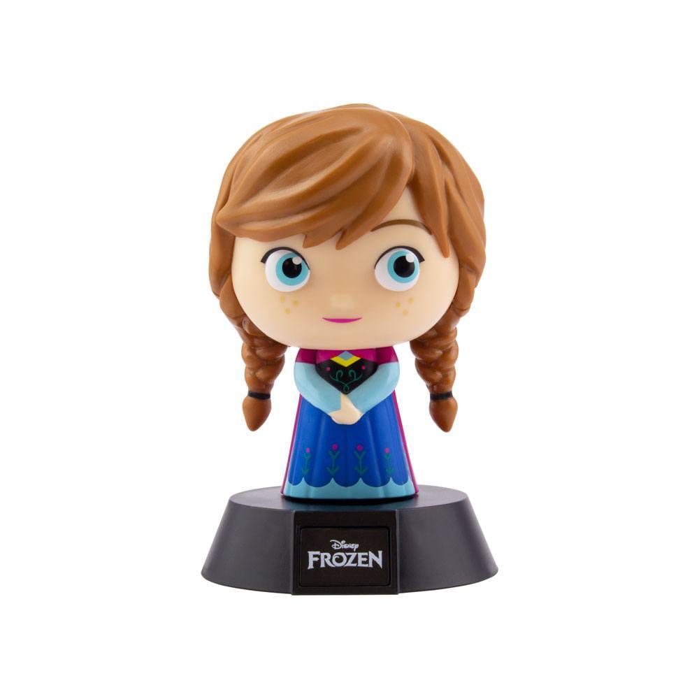 Frozen 2 3D Icon Light Anna