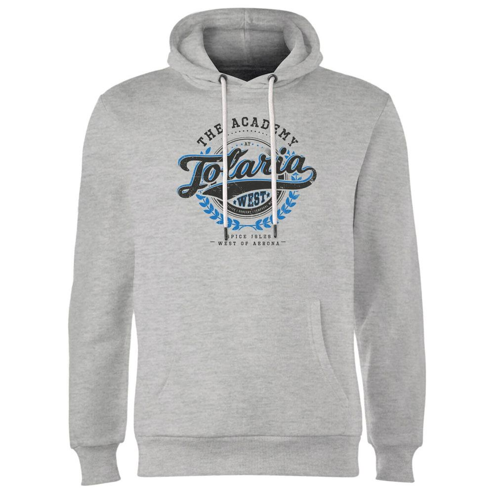 Magic the Gathering Hooded Sweater Tolaria Academy Size L