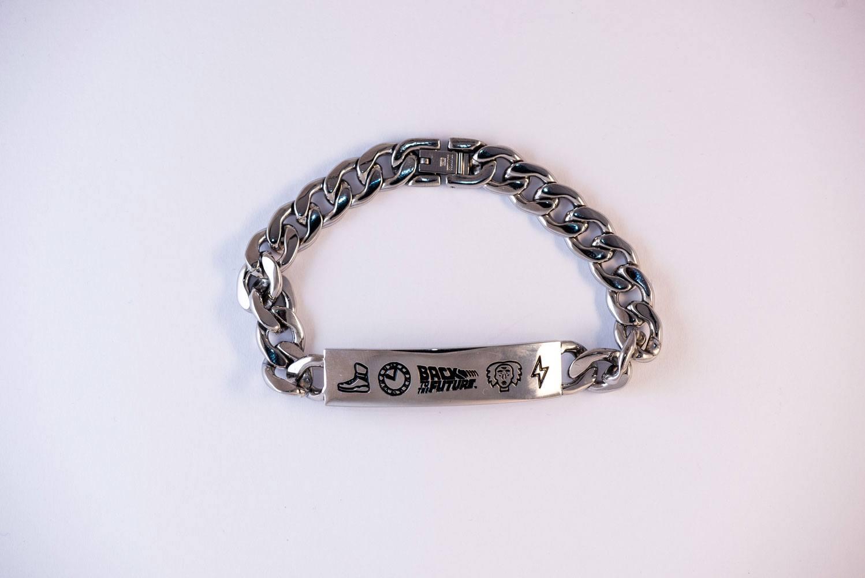 Back to the Future Chunky Bracelet
