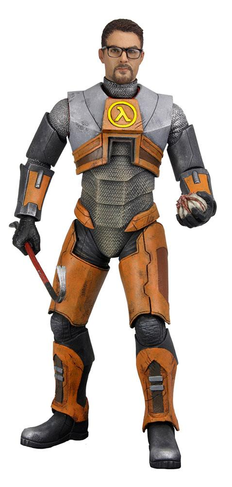 Half-Life 2 Action Figure Gordon Freeman 18 cm