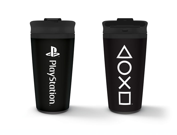 Sony PlayStation Travel Mug Onyx