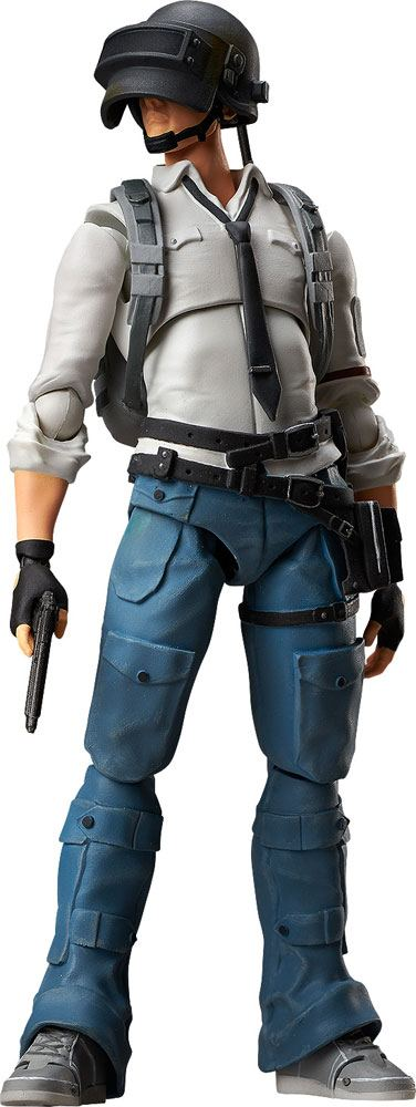 Playerunknown's Battlegrounds (PUBG) Figma Action Figure The Lone Survivor 15 cm