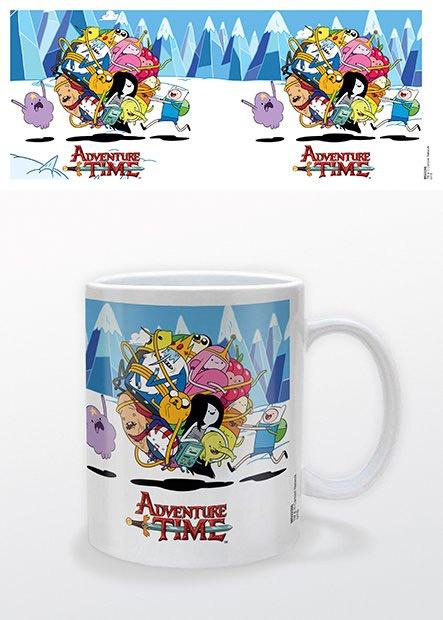 Adventure Time Mug Ball Of Fun