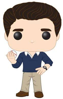 Cheers POP! TV Vinyl Figure Sam 9 cm