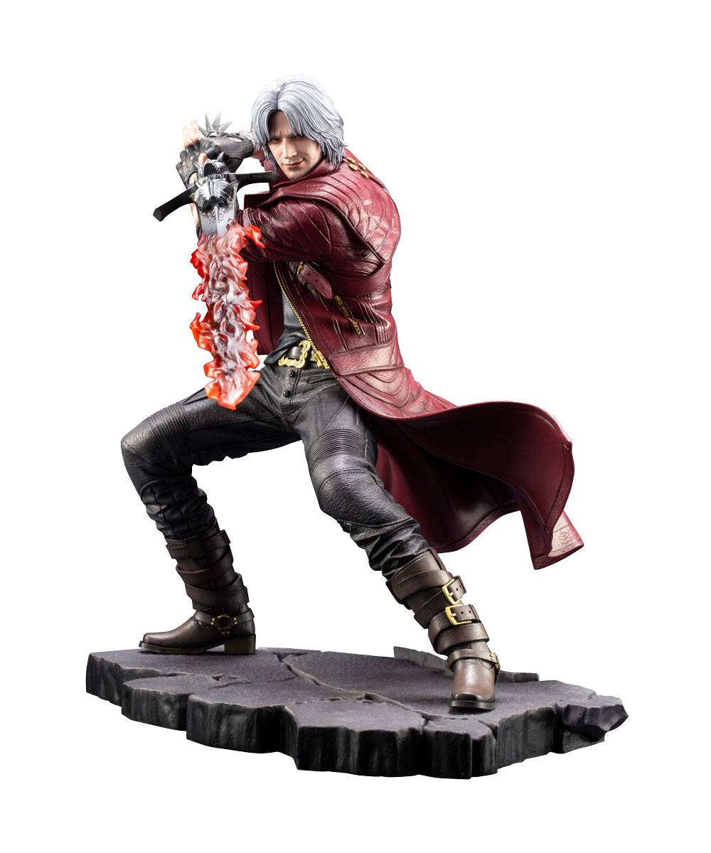 Devil May Cry 5 ARTFXJ PVC Statue 1/8 Dante 24 cm