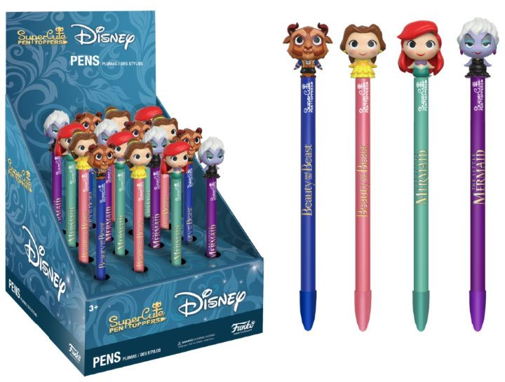 Disney POP! Pens with Toppers Display (16)