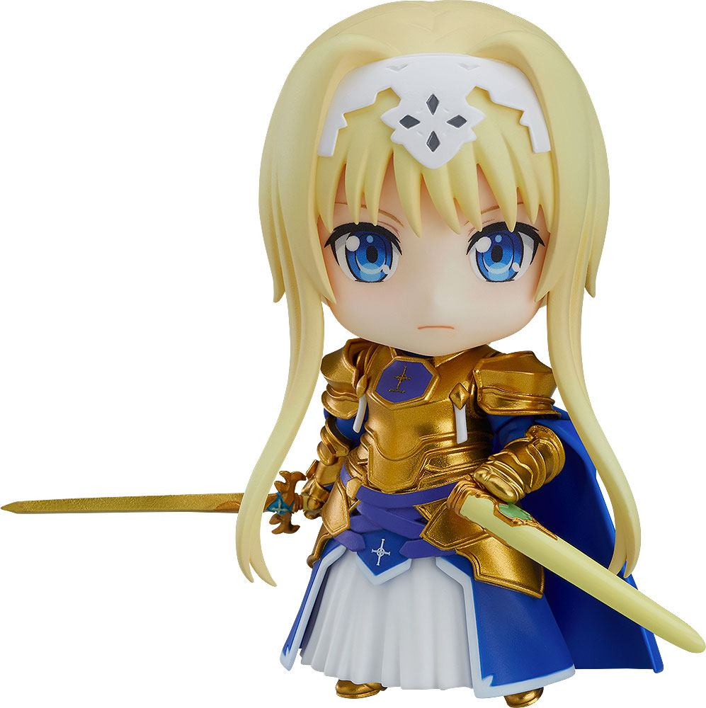 Sword Art Online Alicization Nendoroid PVC Action Figure Alice Synthesis Thirty 10 cm