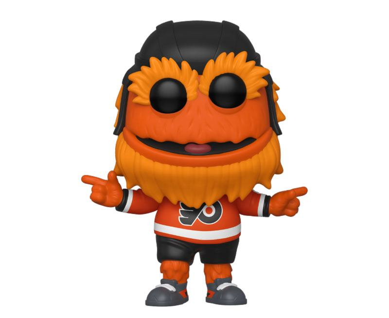 NHL POP! Mascots  Vinyl Figure Flyers Gritty 9 cm