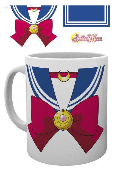 Sailor Moon Mug Costume