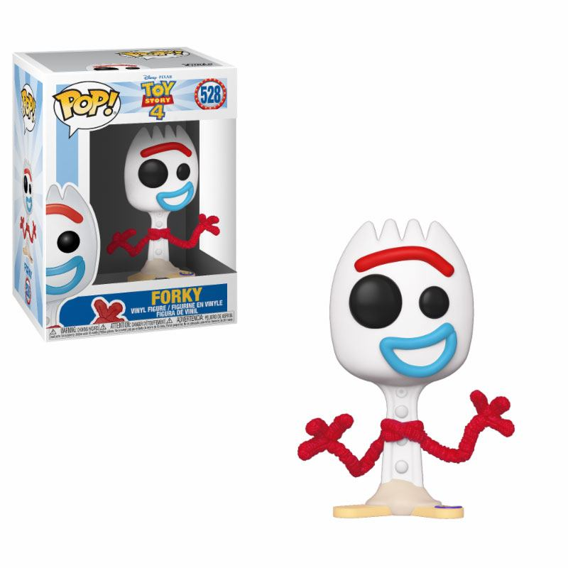 Toy Story 4 POP! Disney Vinyl Figure Forky 9 cm