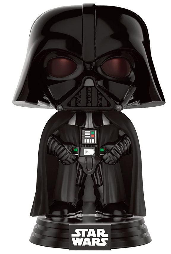 Star Wars Rogue One POP! Vinyl Bobble-Head Figure Darth Vader 9 cm
