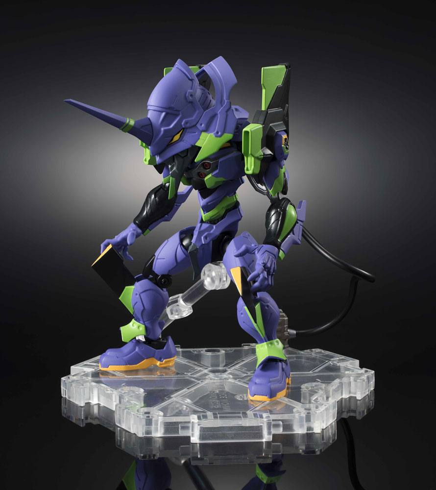 Evangelion: 3.0+1.0 NXEDGE STYLE Action Figure EVA-01 Test Type 10 cm