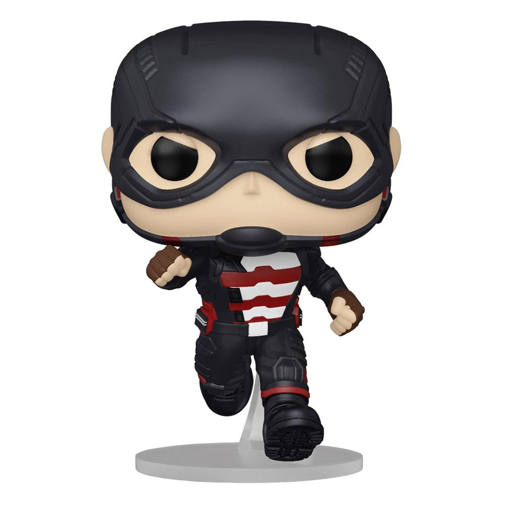 The Falcon and the Winter Soldier POP! Vinyl Figure Captain America Variant 9 cm