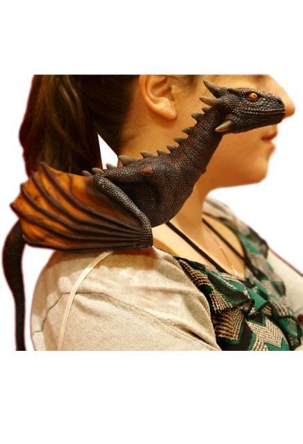 Game of Thrones Prop Replica Drogon Shoulder