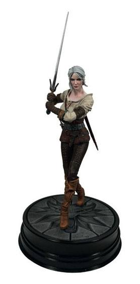 Witcher 3 Wild Hunt PVC Statue Ciri 20 cm
