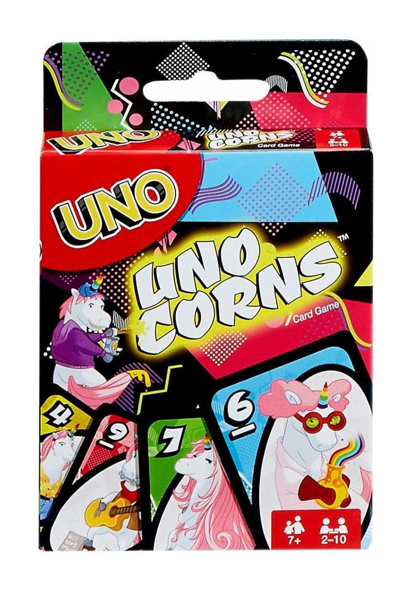 UNOcorns UNO Card Game *English Version*