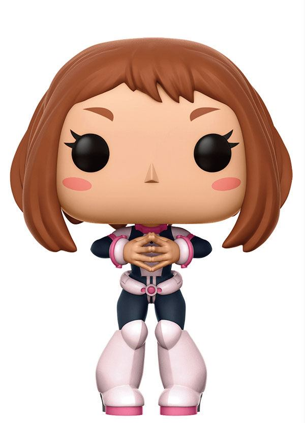 My Hero Academia POP! Animation Vinyl Figure Ochako 10 cm