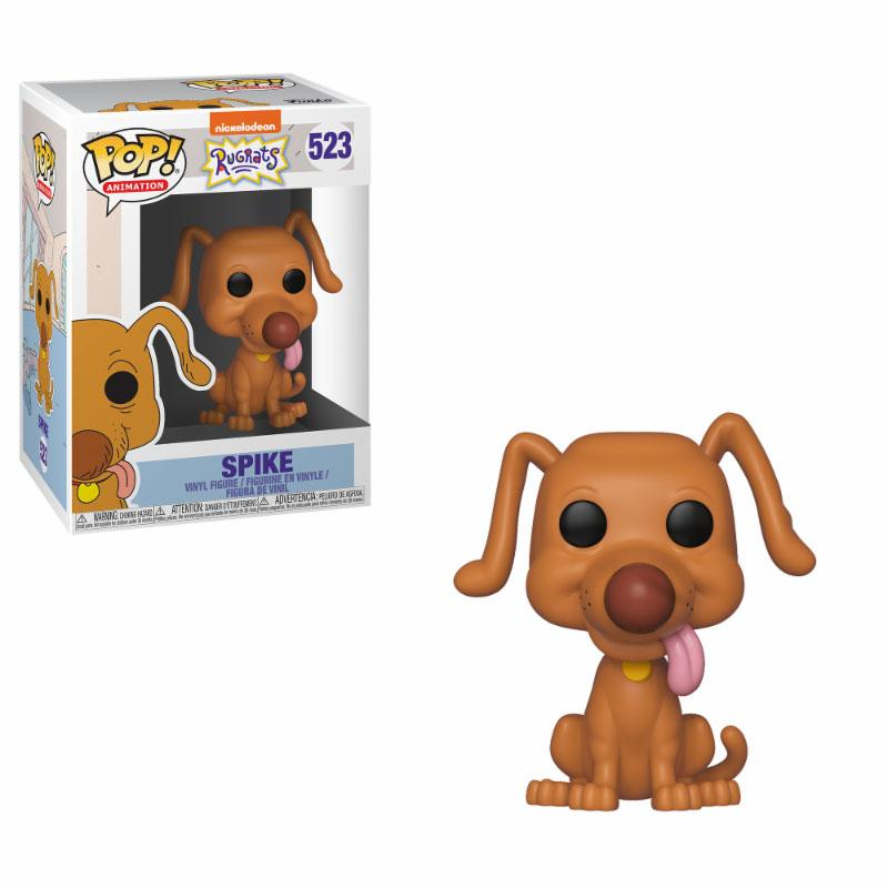 Rugrats POP! Animation Vinyl Figure Spike 9 cm