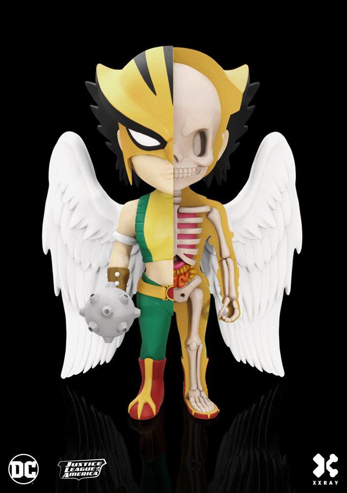 DC Comics XXRAY Figure Wave 5 Hawkgirl 10 cm