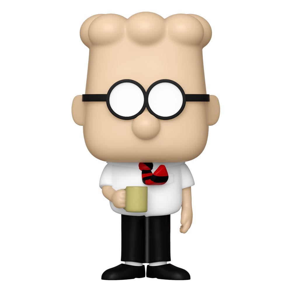 Dilbert POP! Heroes Vinyl Figure Dilbert 9 cm