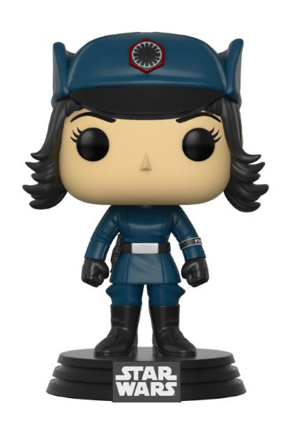 Star Wars Episode VIII POP! Vinyl Bobble-Head Speciality Series Rose in Disguise 9 cm
