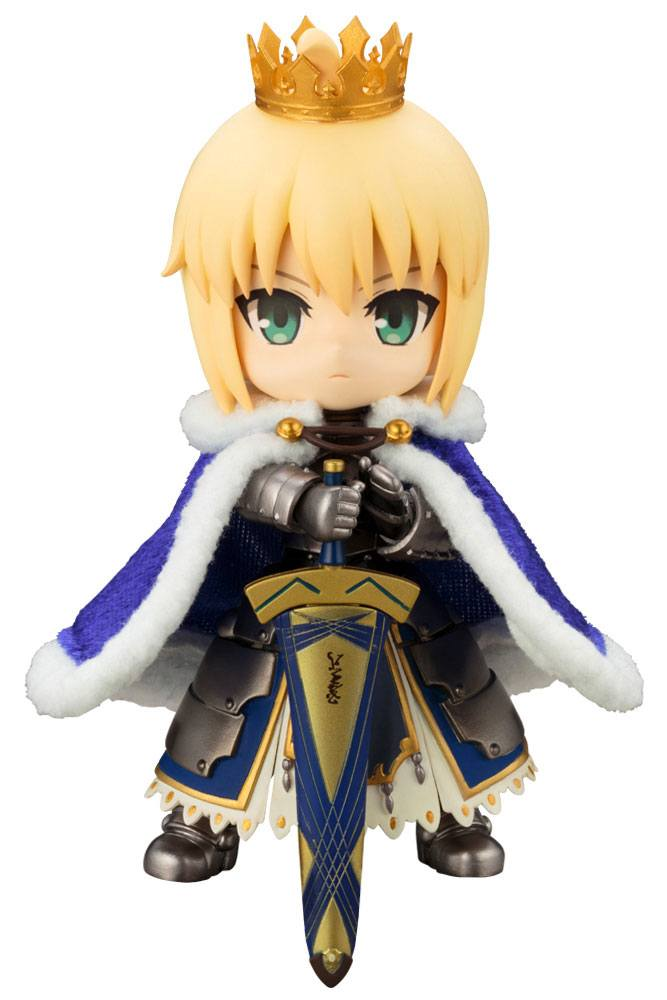 Fate/Grand Order Cu-Poche Action Figure Saber/Altria Pendragon 12 cm