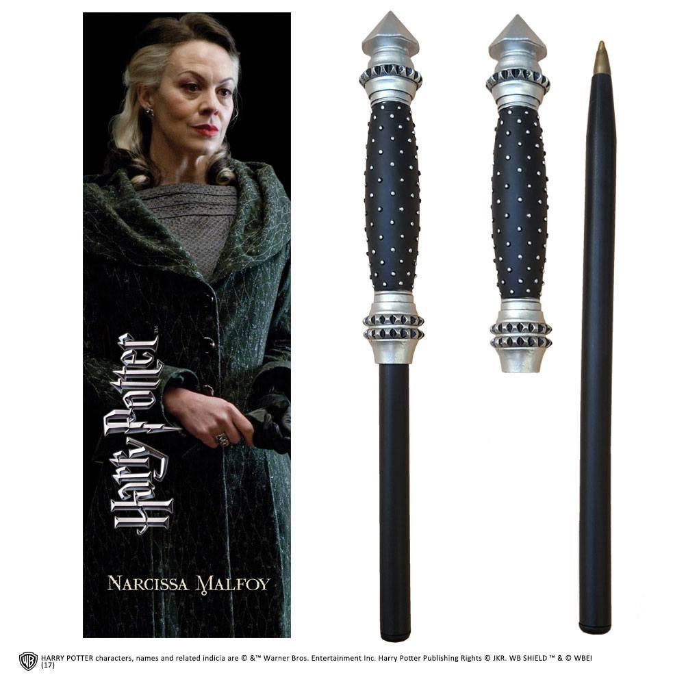 Harry Potter Pen & Bookmark Narcissa