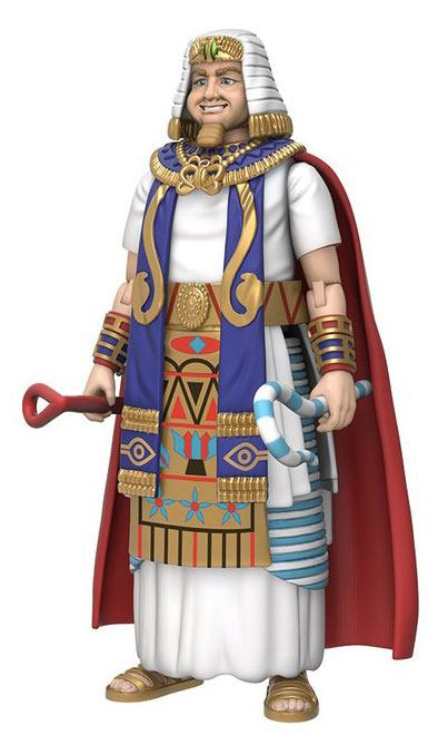 Batman 1966 Action Figure King Tut 10 cm