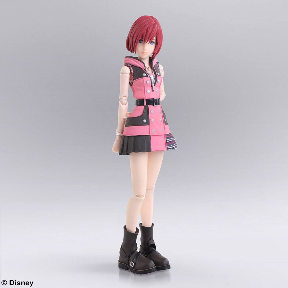 Kingdom Hearts III Bring Arts Action Figure Kairi 14 cm