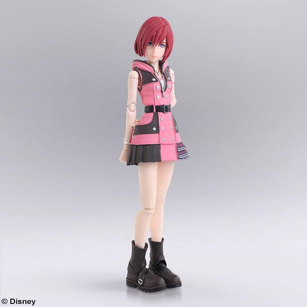 Kingdom Hearts III Bring Arts Action Figure Kairi 14 cm