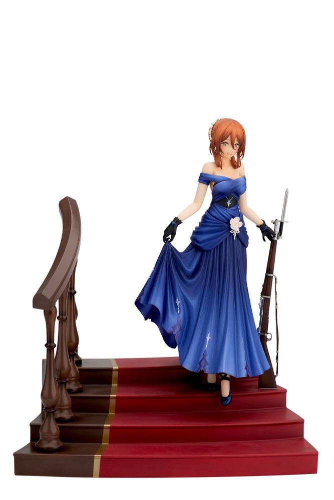 Girls Frontline PVC Statue 1/8 Springfield Queen under the Glim 24 cm