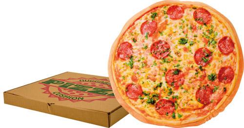 Pizza Cushion 40 x 40 cm