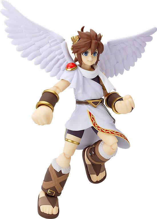 Kid Icarus: Uprising Figma Action Figure Pit 12 cm