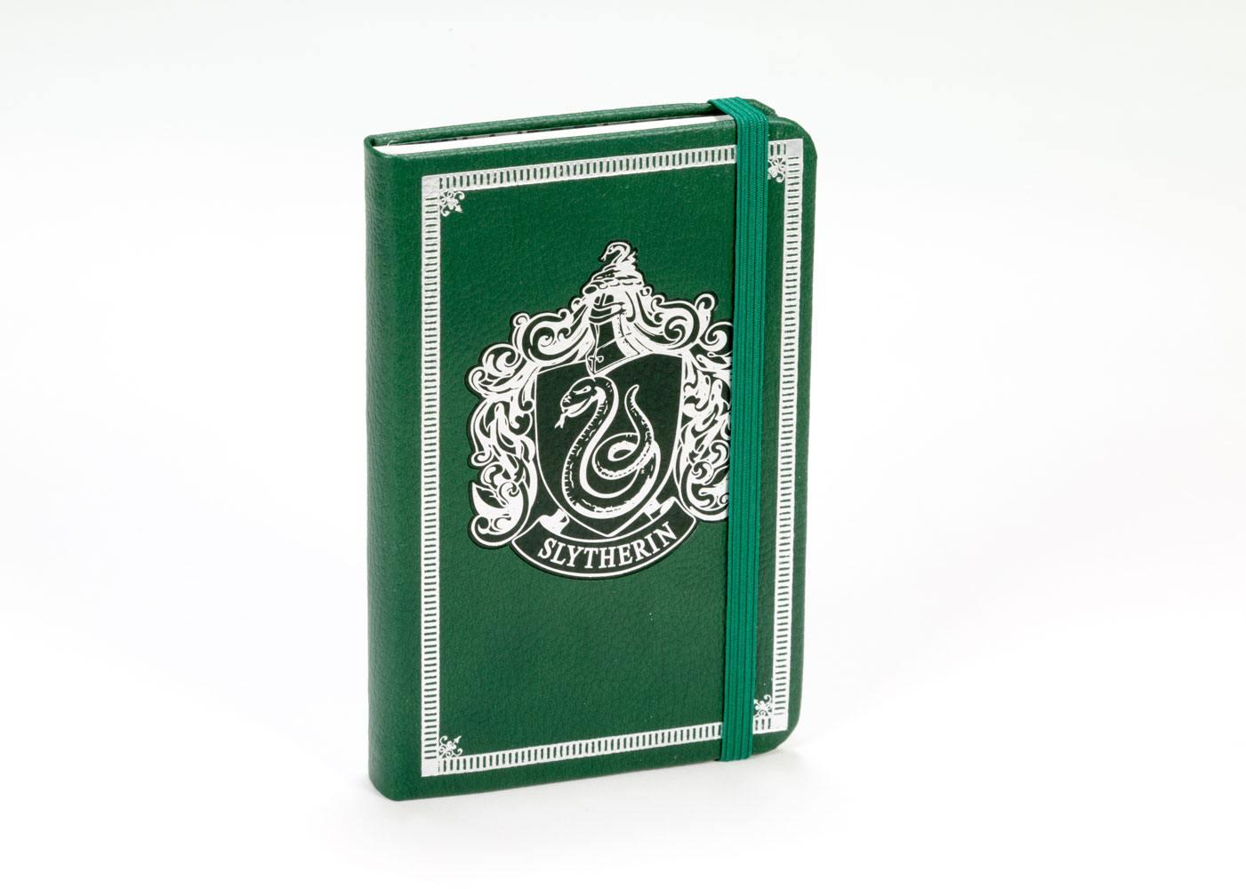 Harry Potter Pocket Journal Slytherin