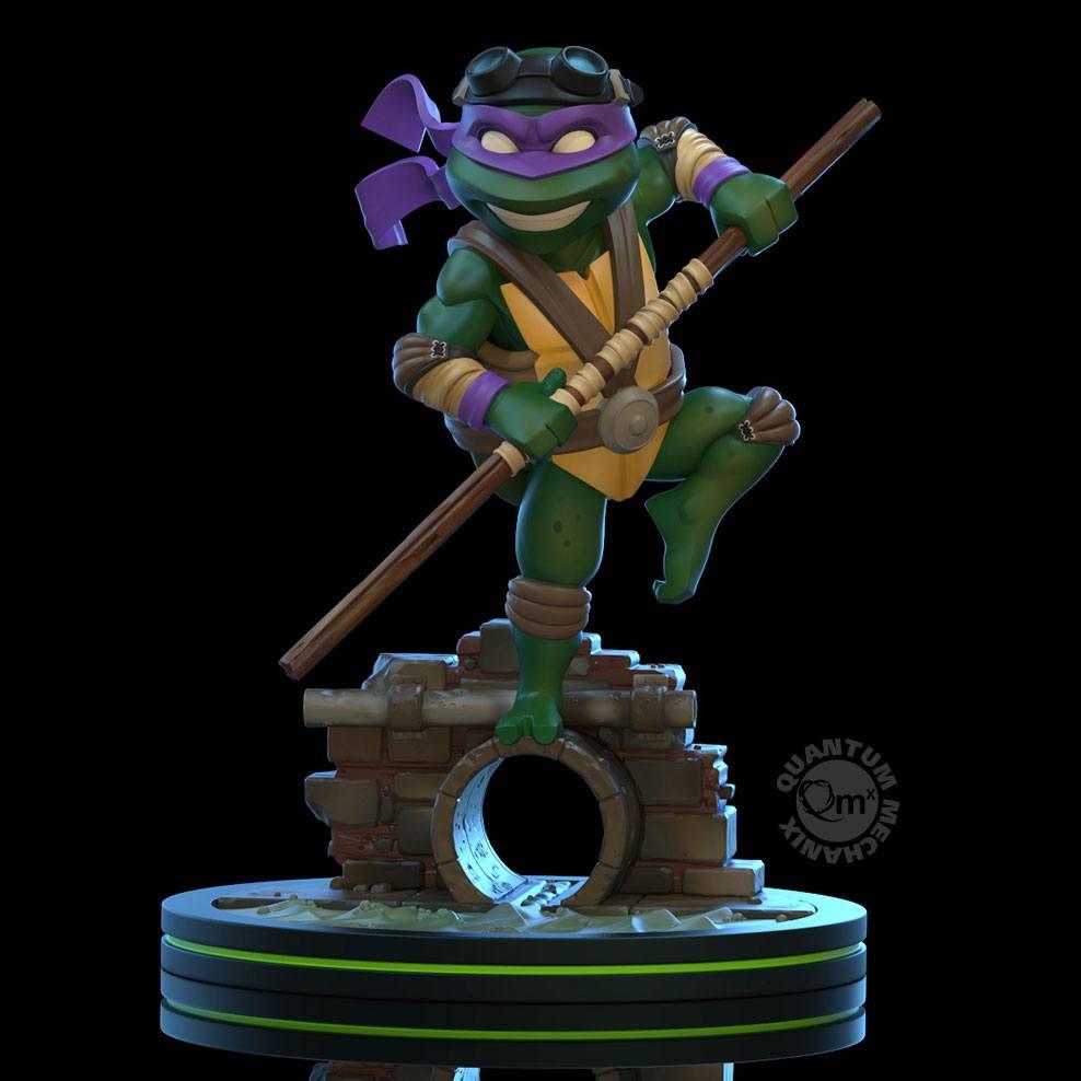 Teenage Mutant Ninja Turtles Q-Fig Figure Donatello 13 cm