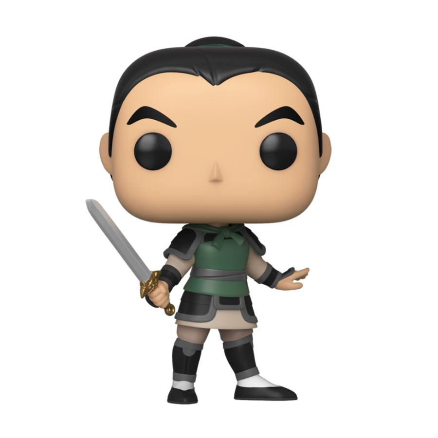 Mulan POP! Movies Vinyl Figure Mulan as Ping 9 cm