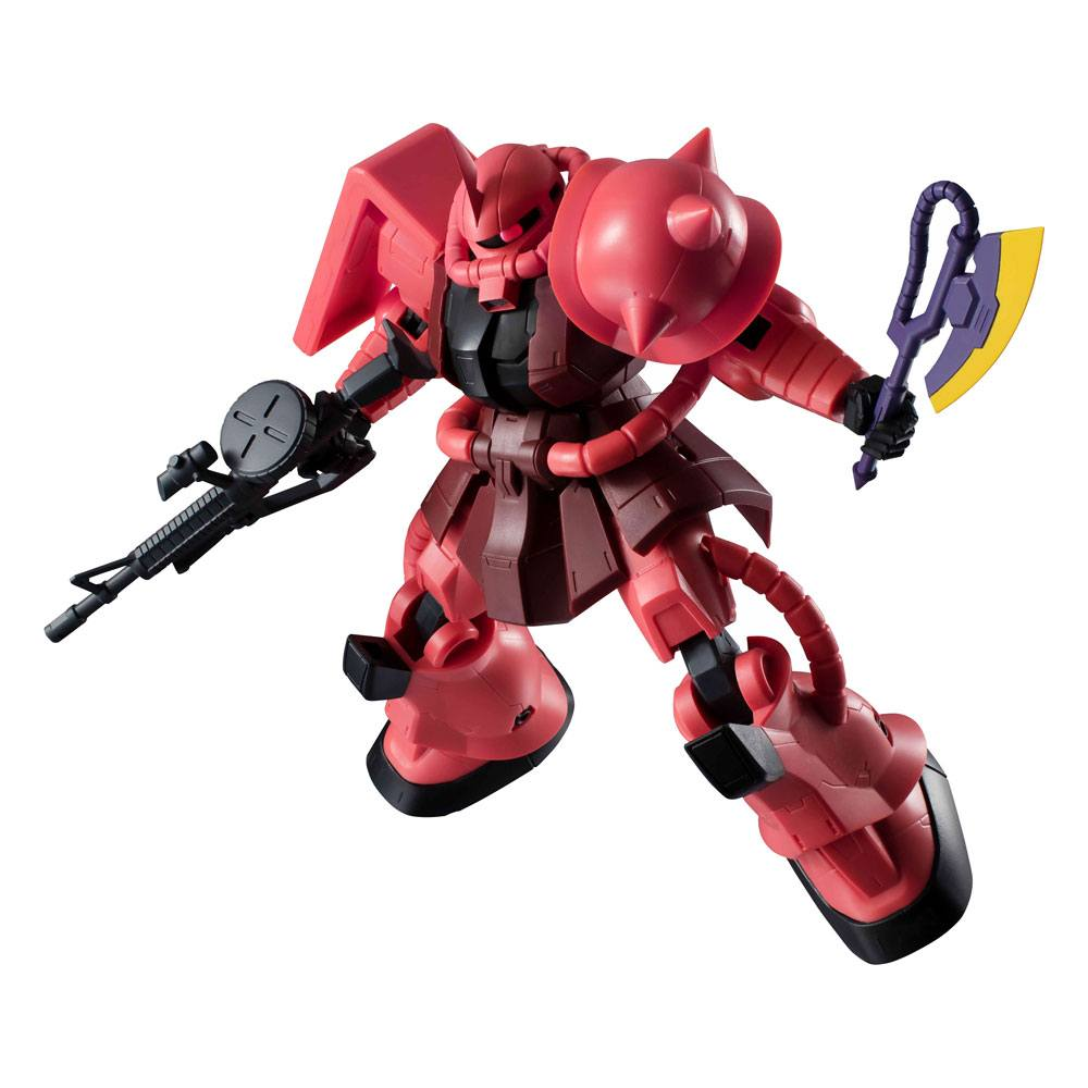 Mobile Suit Gundam Gundam Universe Action Figure MS-06S Char's Zaku II 15 cm