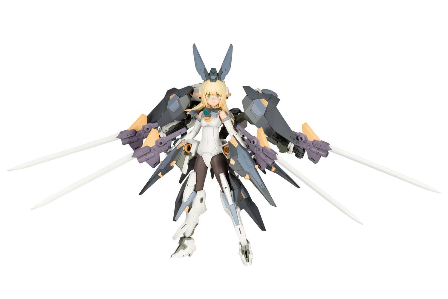 Frame Arms Girl Plastic Model Kit Zelfikar Standard Version 19 cm