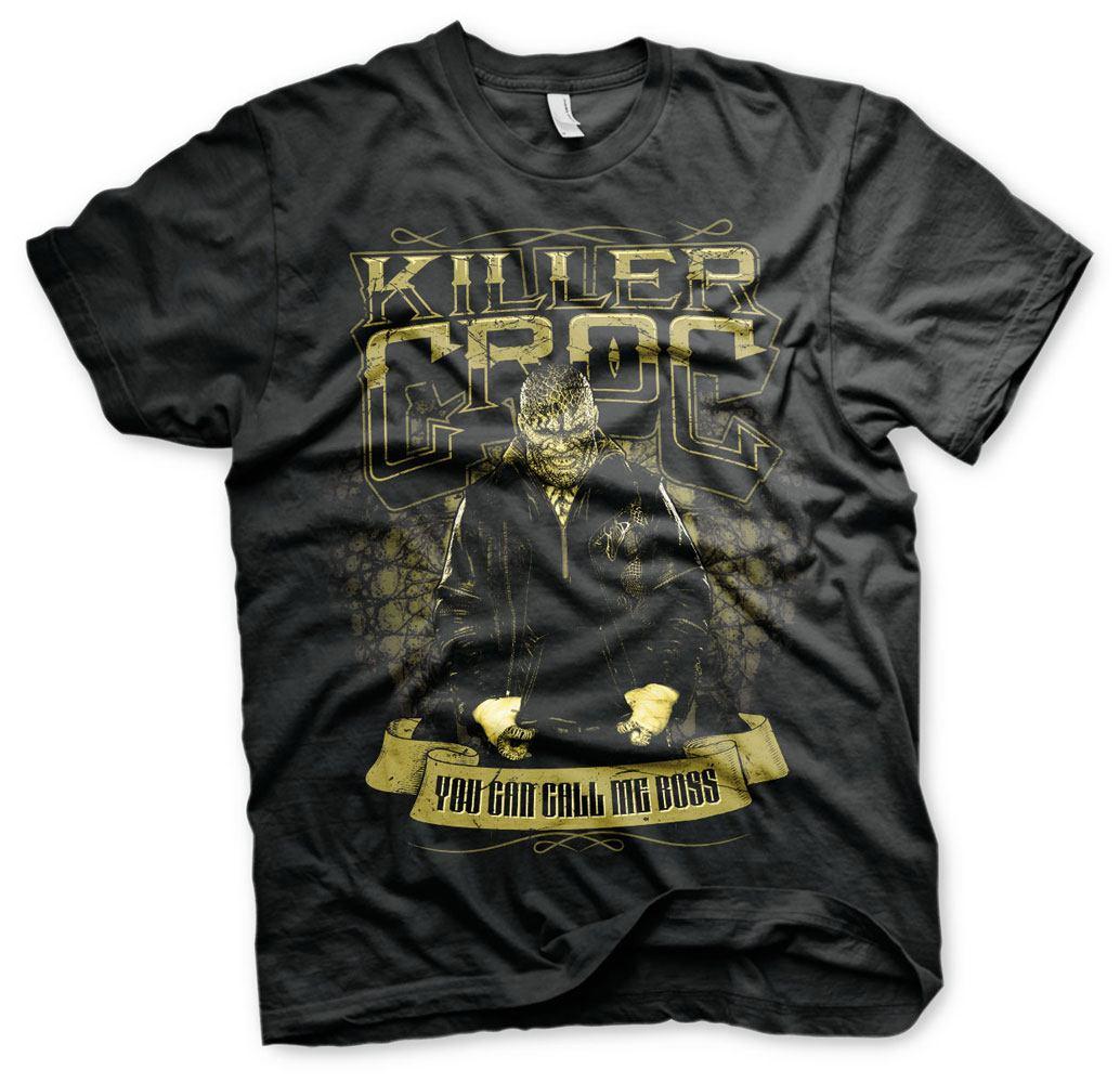 Suicide Squad T-Shirt Killer Croc Size L