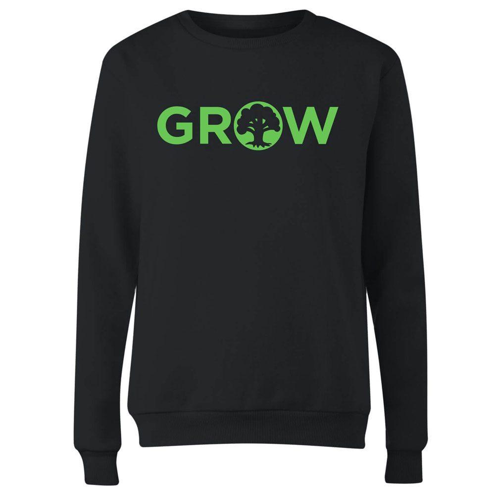 Magic the Gathering Ladies Sweatshirt Grow Size M