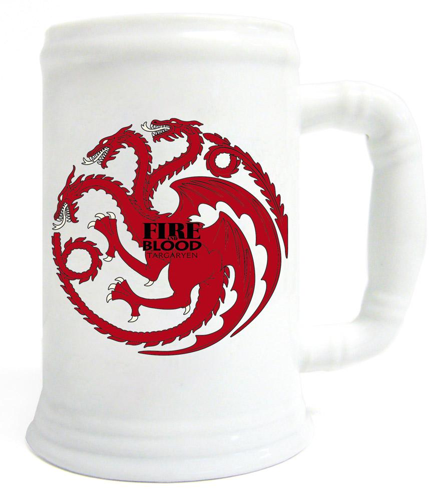 Game of Thrones Stein Targaryen