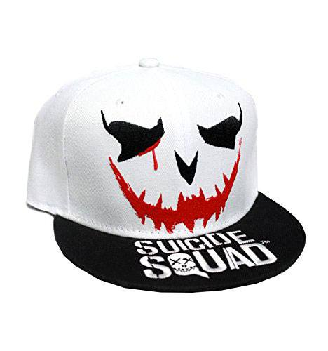 Suicide Squad Baseball Cap Joker Smile