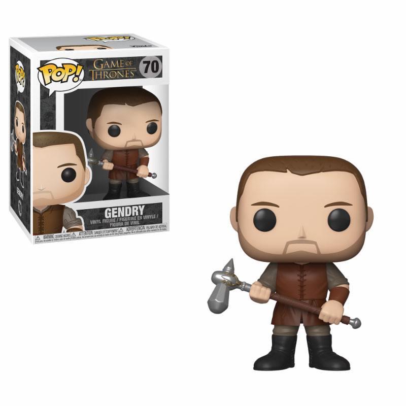 Game of Thrones POP! TV Vinyl Figure Gendry 9 cm