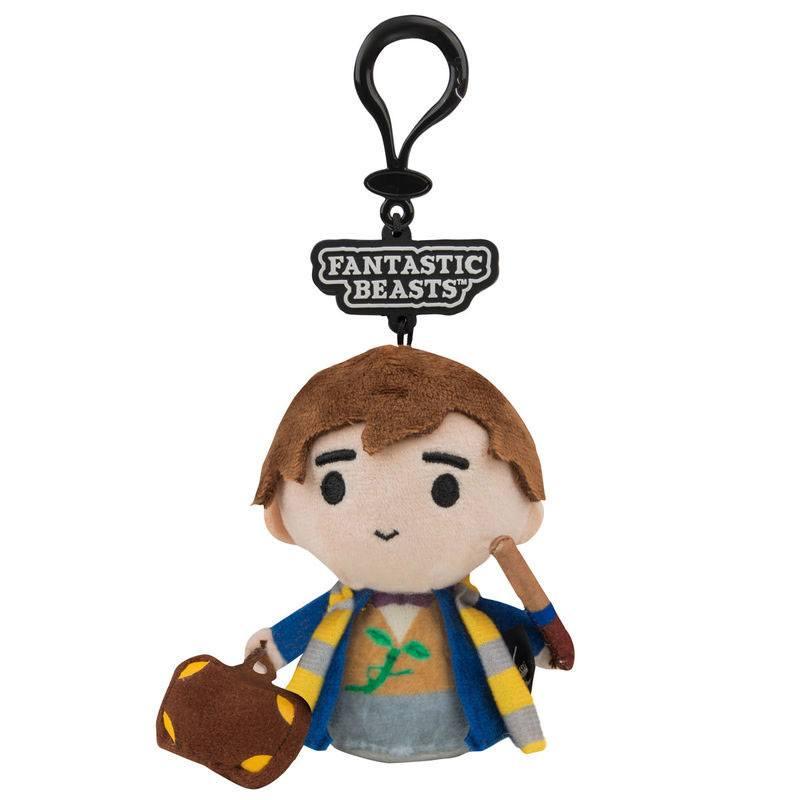 Fantastic Beasts Plush Keychain Newt Scamander 8 cm