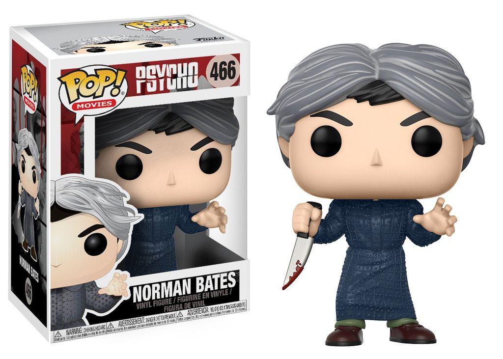 Psycho POP! Movies Vinyl Figure Norman Bates 9 cm