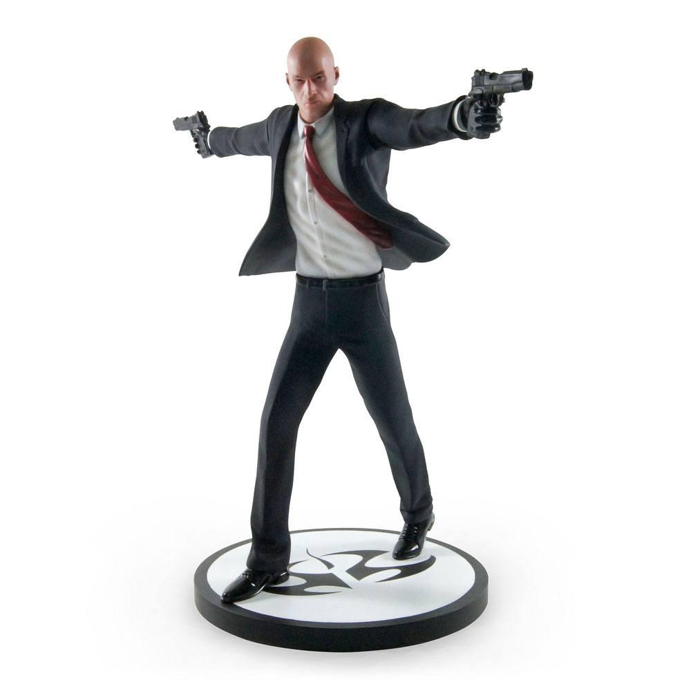 Hitman PVC Statue Agent 47 26 cm --- DAMAGED PACKAGING