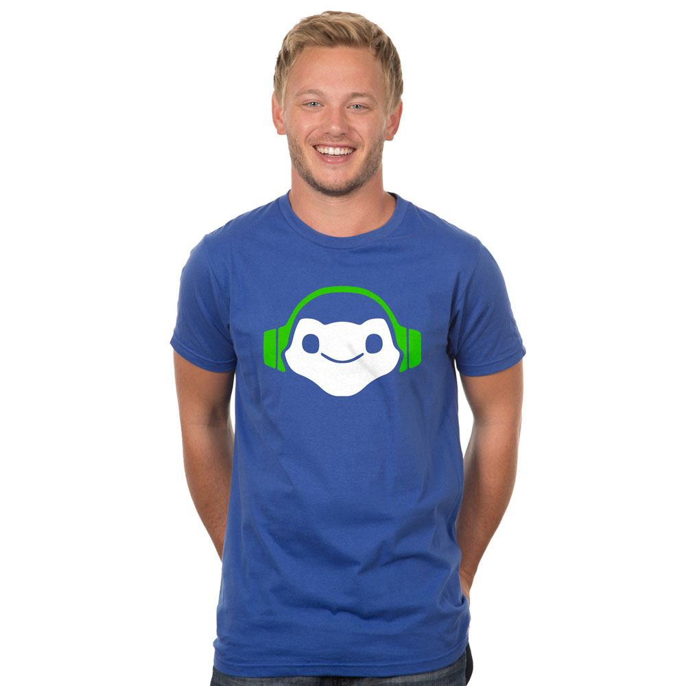 Overwatch T-Shirt Lucio Icon Size XL