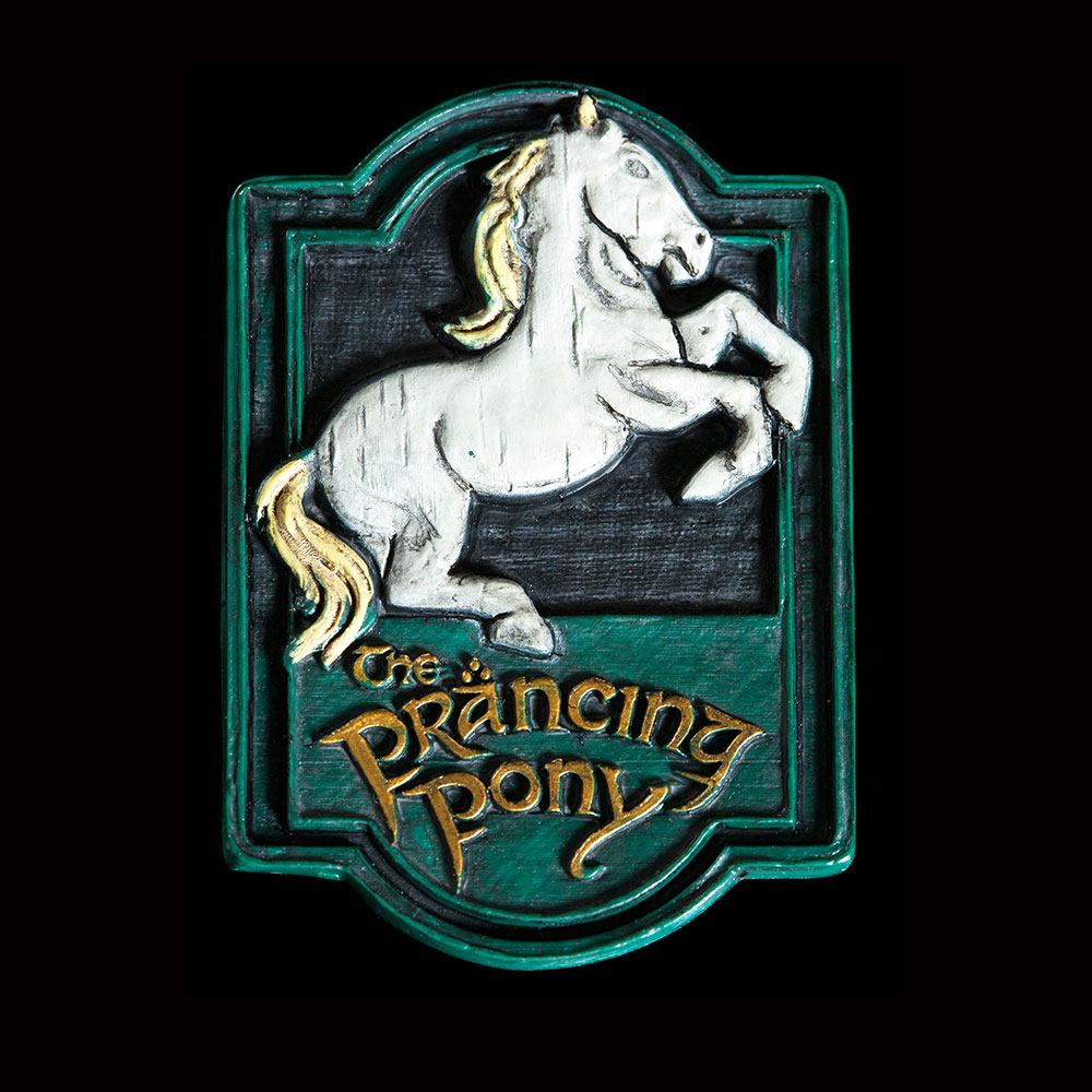 Lord of the Rings Magnet The Prancing Pony